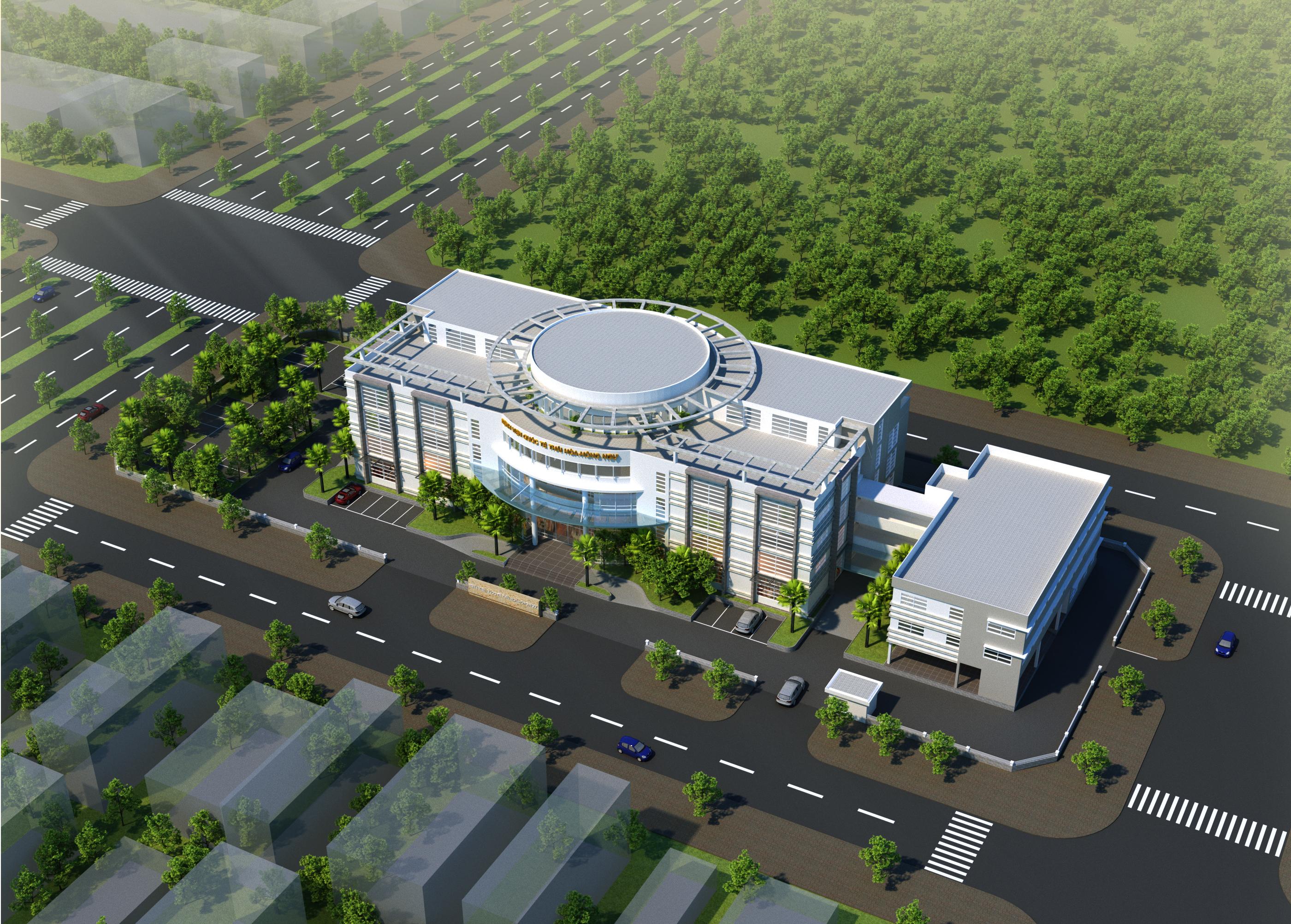 Bệnh Viện Quốc Tế (Đồng Tháp)